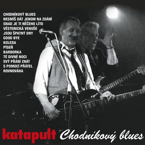 CD Shop - KATAPULT CHODNIKOVY BLUES (SIGNED EDITION)