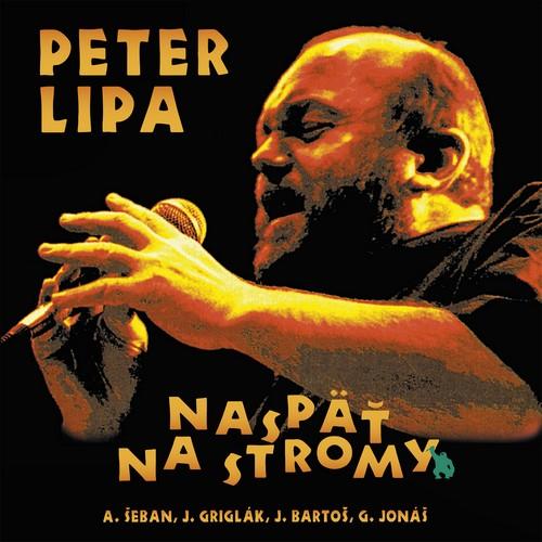 CD Shop - LIPA, PETER NASPAT NA STROMY