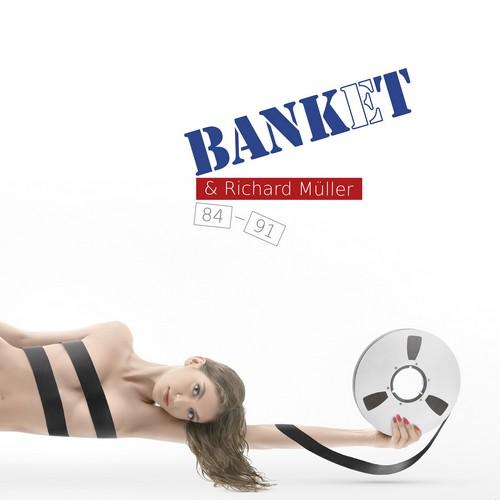 CD Shop - BANKET / MULLER RICHARD BANKET & RICHARD MULLER 84 - 91