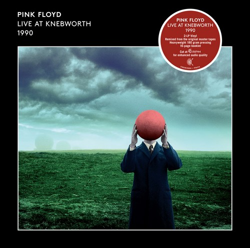 CD Shop - PINK FLOYD LIVE IN KNEBWORTH 1990