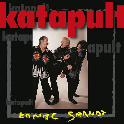 CD Shop - KATAPULT KONEC SRANDY (SIGNED EDITION)