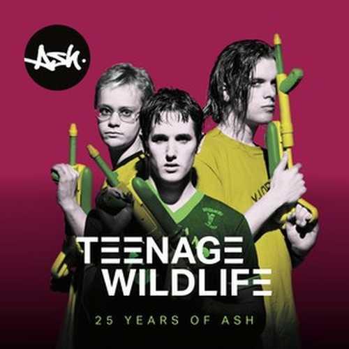 CD Shop - ASH TEENAGE WILDLIFE - 25 YEARS OF ASH