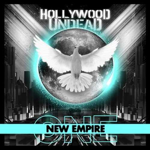 CD Shop - HOLLYWOOD UNDEAD NEW EMPIRE, VOL. 1