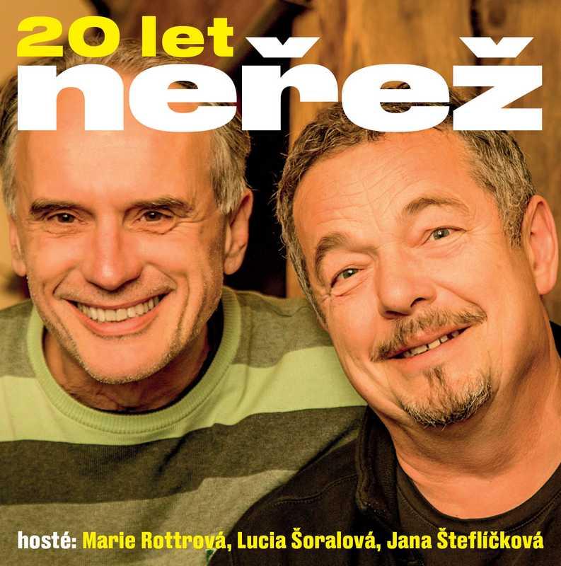 CD Shop - NEREZ 20 LET NEREZ