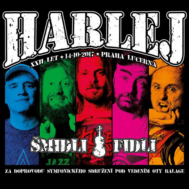 CD Shop - HARLEJ SMIDLI FIDLI