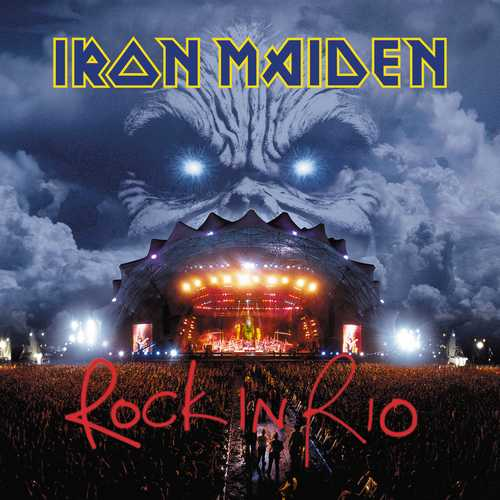 CD Shop - IRON MAIDEN ROCK IN RIO
