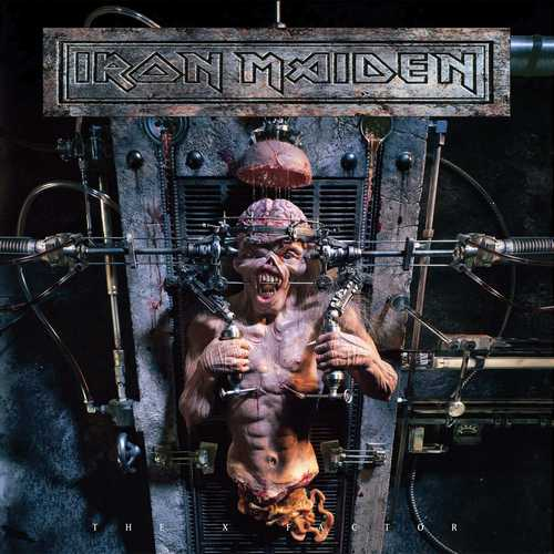 CD Shop - IRON MAIDEN THE X FACTOR
