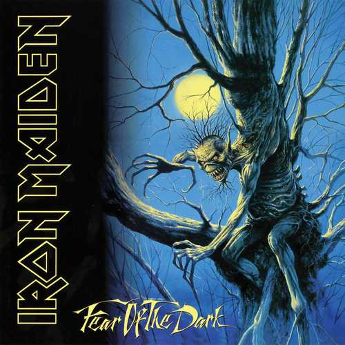 CD Shop - IRON MAIDEN FEAR OF THE DARK