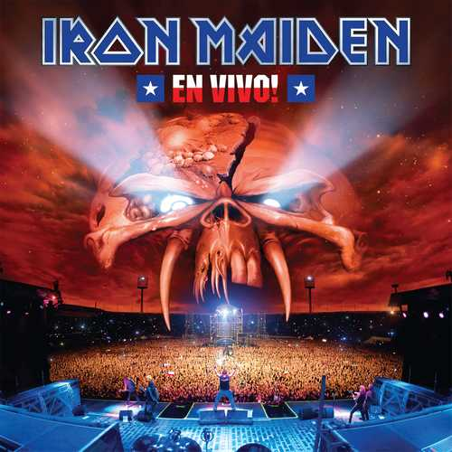 CD Shop - IRON MAIDEN EN VIVO