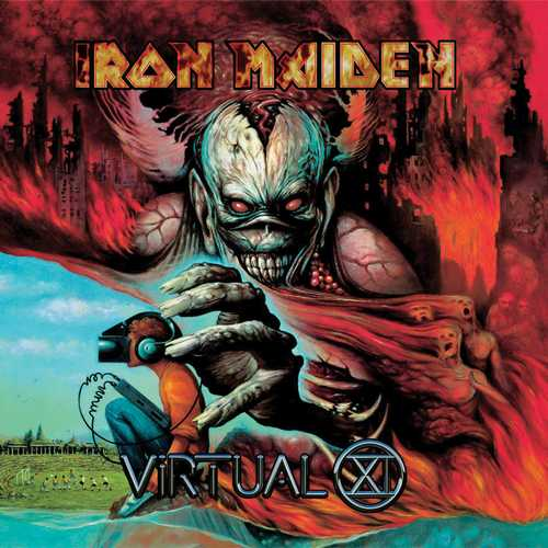CD Shop - IRON MAIDEN VIRTUAL XI