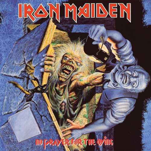 CD Shop - IRON MAIDEN NO PRAYER FOR THE DYING
