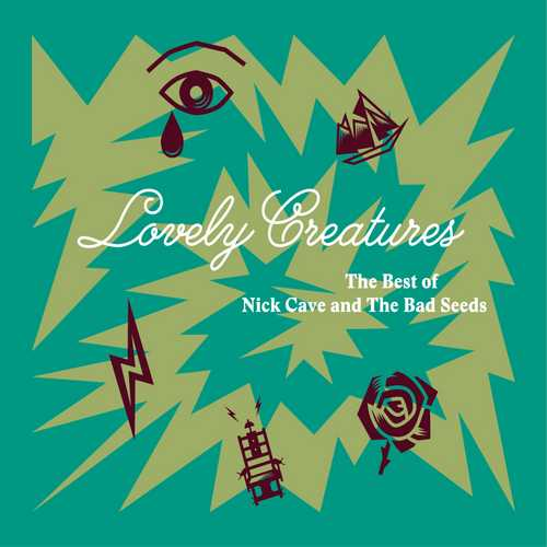CD Shop - CAVE, NICK & THE BAD SEEDS LOVELY CREATURES - THE BEST OF 1984-2014 (2CD)