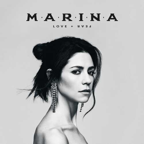 CD Shop - MARINA LOVE + FEAR