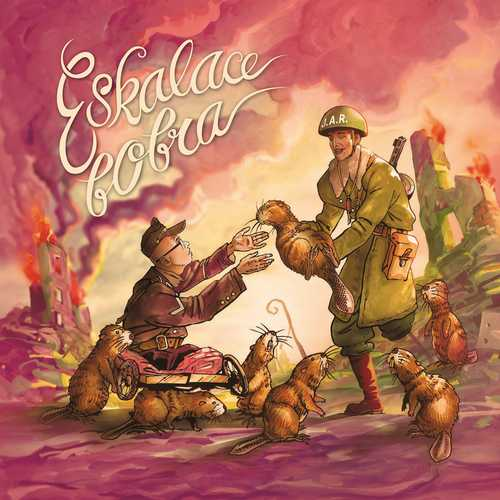 CD Shop - J.A.R. ESKALACE BOBRA