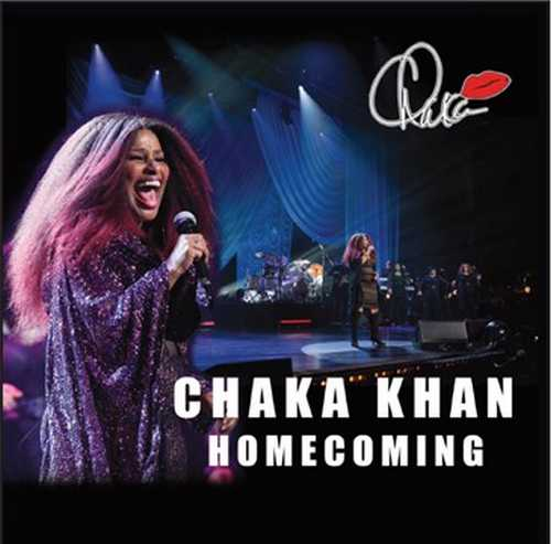 CD Shop - KHAN, CHAKA HOMECOMING